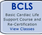 BCLS - Basic Cardiac Life Support Course